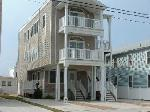 122 East Schellenger Avenue Unit 3 Wildwood Rentals - 3Bedroom 2 Bath condo is three blocks from the FREE beach/boardwalk. Can view Friday Night fireworks display from the balcony. There are two water parks, Splash Zone and Raging Water, plus Morey s Pier on the same street. Multitude of restaurants and bars as well as the boardwalk for some family fun. The Island Bowl Bowling Center and Alfie's Restaurant is right across the street. The convention center is within walking distance. The condo is decorated for comfort and a feeling of home away from home. Bedrooms have ceiling fans and TVs as well as central air for your comfort. The living room area has comfortable seating and a 26 LCD TV and DVD. The kitchen and dining area has large table with 6 chairs and appliances for your convenience. If a load of laundry needs to be done, a full size washer and dryer is in the condo. Behind the condo is our outdoor shower with hot/cold running water for your convenience to rise off. There is an outdoor storage unit with lock to place all your beach chairs, wagons, bikes etc.. next to the showers. This is a no pet/non-smoking property. There are two off street parking spots in front of condo.