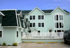 215 EAST HAND AVENUE #2 - WILDWOOD SUMMER RENTALS - SEABIRD CONDOMINIUMS - Three bedroom, two bath vacation home located at the Sea Bird Condominiums in Wildwood. Amenities include pool, central a/c, washer/dryer and is located two blocks to the beach and boardwalk.