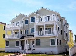 324 EAST 24TH AVENUE #202 - HAWAIIAN BEACH RESORT RENTAL IN NORTH WILDWOOD - Brand New for 2019! Three bedroom , two bath vacation rental located in the Hawaiian Beach condos. Home offers a full kitchen with range, fridge, dishwasher, disposal, icemaker, microwave, coffeemaker, toaster and blender.  Amenities include central a/c, washer/dryer, wifi, outside shower, 2 car off street parking, deck and pool. Sleeps 7; 1 queen, 2 Doubles, 1 Single and Trundle. North Wildwood Rentals, Wildwood Rentals, Wildwood Crest Rentals and Diamond Beach Rentals in all price ranges for weekly, monthly, seasonal and weekend vacation rentals plus Wildwood real estate sales of homes, condos, vacation and investment properties in and around Wildwood New Jersey. We offer over 400 properties plus exclusive vacation homes so you can book the shore rental of your choice online and guarantee your vacation at the Shore. Rent with confidence at Island Realty Group!