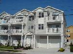 407 EAST 23RD AVENUE - BEACHVIEW CONDOMINIUMS UNIT A - NORTH WILDWOOD SUMMER VACATION RENTALS - WILDWOODRENTS -  ISLAND REALTY GROUP
