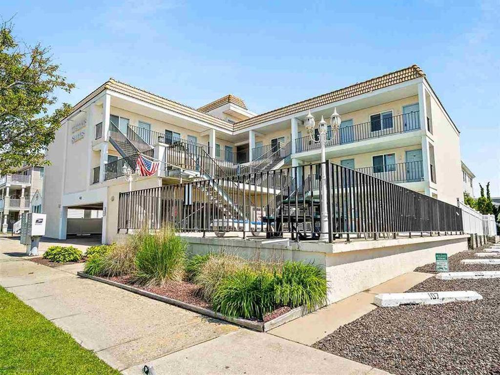 417 EAST 22ND AVENUE – WHITE SAILS CONDOS #305 - NORTH WILDWOOD BEACHBLOCK SUMMER VACATION RENTALS with OCEAN VIEWS and POOL at WILDWOODRENTS.COM managed by ISLAND REALTY GROUP, NORTH WILDWOOD REALTORS AND VACATION RENTAL MANAGEMENT - Four bedroom, 2.5 bath oceanfront penthouse with private elevator. Home offers a full kitchen with range, fridge, dishwasher, disposal, microwave, blender, toaster, and coffeemaker. Sleeps 10, 2 queen bedrooms, 1 full bedroom and den with sleep sofa on first floor, 1 queen bedroom on second floor. Kitchen, living room and dining room are located on the 2nd floor and there are views from every window. Double sliders open to a large deck overlooking the boardwalk and Atlantic Ocean. Amenities include pool, 2 car parking (standard size vehicles), gas BBQ, private elevator, central a/c, private washer/dryer, wifi. 2 cable ready televisions / 2 smart televisions available for streaming or gaming. *Home is currently under remodel, new photos coming soon! North Wildwood Rentals, Wildwood Rentals, Wildwood Crest Rentals and Diamond Beach Rentals in all price ranges for weekly, monthly, seasonal and weekend vacation rentals plus Wildwood real estate sales of homes, condos, vacation and investment properties in and around Wildwood New Jersey. We offer over 400 properties plus exclusive vacation homes so you can book the shore rental of your choice online and guarantee your vacation at the Shore. Rent with confidence at Island Realty Group! Visit www.wildwoodrents.com to book online or call our office at 609.522.4999. Our office at 1701 New Jersey Avenue in North Wildwood is open 7 days a week!