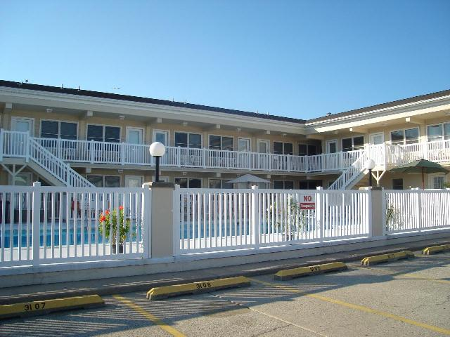 2510 ATLANTIC AVENUE #111 - NORTH WILDWOOD RENTALS AT THE ERIN SHORES CONDOMINIUMS - Located close to Morey s Pier, beach and boardwalk! One bedroom, one bath condo located at the Erin Shores Condominiums in North Wildwood. Condo has a galley kitchen with fridge, range, microwave, toaster and coffeemaker. Amenities include 2 pools, bbq grills, coin-op laundry, and one car off street parking. Sleeps 6, 2 queen, and full futon. Erin Shore Rentals in North Wildwood including information for all Wildwood Rentals, North Wildwood Rentals, Wildwood Crest Rentals and Diamond Beach Rentals in all price ranges for weekly, monthly, seasonal and weekend vacation rentals plus Wildwood real estate sales of homes, condos, vacation and investment properties in and around Wildwood New Jersey. We offer over 400 properties plus exclusive vacation homes so you can book the shore rental of your choice online and guarantee your vacation at the Shore. Rent with confidence at Island Realty Group!